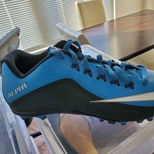 Nike Alpha Pro 2 TD PF Football Cleats. Size: 13